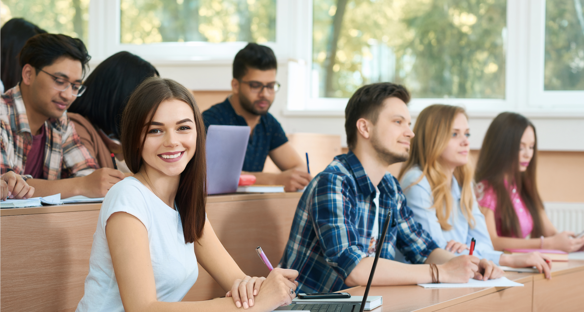 ADVANTAGES students, online learning