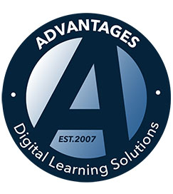 ADVANTAGES Digital Learning Solution, Best Online K-12 School, Online Learning, Online Courses